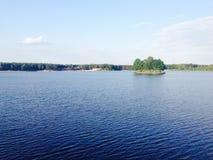 Sielpia sjö Royaltyfria Foton