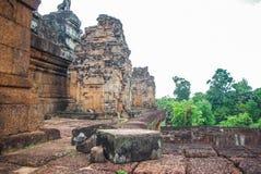 Siem oogst Angkor royalty-vrije stock fotografie