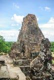Siem oogst Angkor stock foto