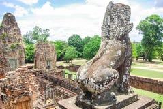Siem oogst Angkor royalty-vrije stock afbeeldingen