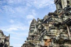 Siem oogst Angkor royalty-vrije stock foto