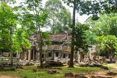 Siem oogst Angkor stock fotografie