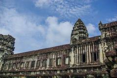 Siem oogst Angkor stock foto's