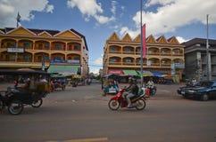 Siem oogst, Kambodja stock fotografie