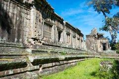 Siem Przeprowadza żniwa, Kambodża, Dec - 08 2016: Khleang w Angkor Thom fama Obrazy Stock