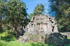 Siem Przeprowadza żniwa, Kambodża, Dec - 08 2016: Khleang w Angkor Thom fama Fotografia Royalty Free