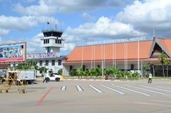Siem Przeprowadza żniwa lotnisko międzynarodowe Obraz Stock