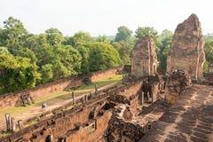 Siem Reap, Камбоджа - 11-ое декабря 2016: Pre Rup в Angkor известный h Стоковое фото RF