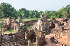 Siem Reap, Камбоджа - 11-ое декабря 2016: Pre Rup в Angkor известный h Стоковое Изображение RF