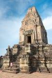 Siem Reap, Камбоджа - 11-ое декабря 2016: Pre Rup в Angkor известный h Стоковые Изображения RF