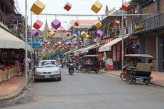 Siem Reap Lizenzfreie Stockfotografie