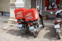Siem Reap Lizenzfreies Stockfoto