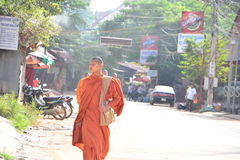 Siem Reap Foto de Stock