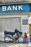 Siem Reap bank Stock Photos