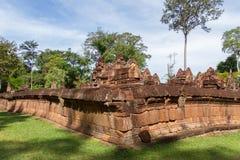 Siem Reap Banteay Srei or Lady Temple Stock Images