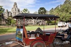 Tuktuk Royalty Free Stock Photography