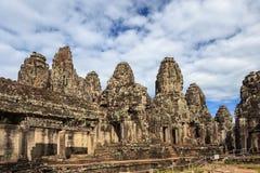 Bayon Temple - Angkor Wat - Siem Reap - Cambodia Stock Photo