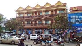 Siem Reap, Cambodia Stock Photography