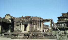 Siem Reap Cambodia Temple Structure Stock Images
