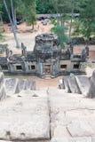 Siem Reap, Camboja - 30 de novembro de 2016: Ta Keo Temple em Angkor um fá Fotos de Stock Royalty Free