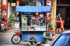 Siem Reap fast food Stock Images