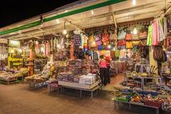 Siem Reap night market - Cambodia royalty free stock photography