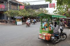 Siem Reap Royalty Free Stock Images