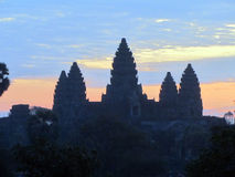 Siem Reap Temple Royalty Free Stock Images