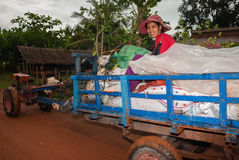 Siem Reap tuk tuk Stock Photography