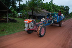 Siem Reap tuk tuk Stock Photos