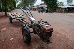 Siem Reap tuk tuk Royalty Free Stock Photography