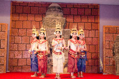 Siem Reap UNESCO Heritage Royalty Free Stock Photo