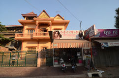 Siem- Reapmorgen stockfotografie