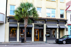SieMatic, King Street, Charleston, SC. Stock Photo