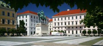 Siemens acquartiera Monaco di Baviera Immagine Stock Libera da Diritti