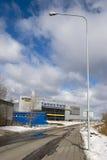 Siemens-Arena in Vilnius Stockbilder