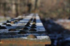 Siemensbahn Βερολίνο Στοκ φωτογραφίες με δικαίωμα ελεύθερης χρήσης