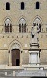 Siena在意大利 免版税图库摄影