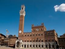 Siena意大利 免版税库存图片