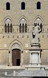 Siena в Италии стоковая фотография rf