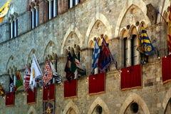 Siena Fotografía de archivo
