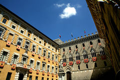 Siena Foto de archivo libre de regalías