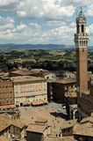 Siena Foto de Stock Royalty Free