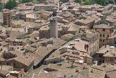 Siena Fotografie Stock Libere da Diritti