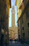 Siena Imagen de archivo libre de regalías
