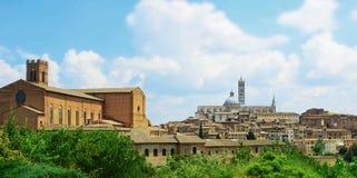 Siena Fotografie Stock