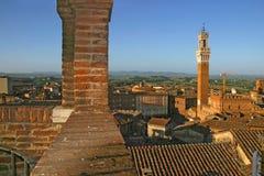 Siena Imágenes de archivo libres de regalías