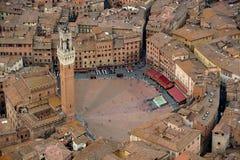 Siena Royalty-vrije Stock Afbeelding