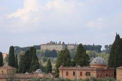 Siena Royalty-vrije Stock Afbeeldingen