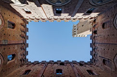 Siena Royaltyfria Foton
